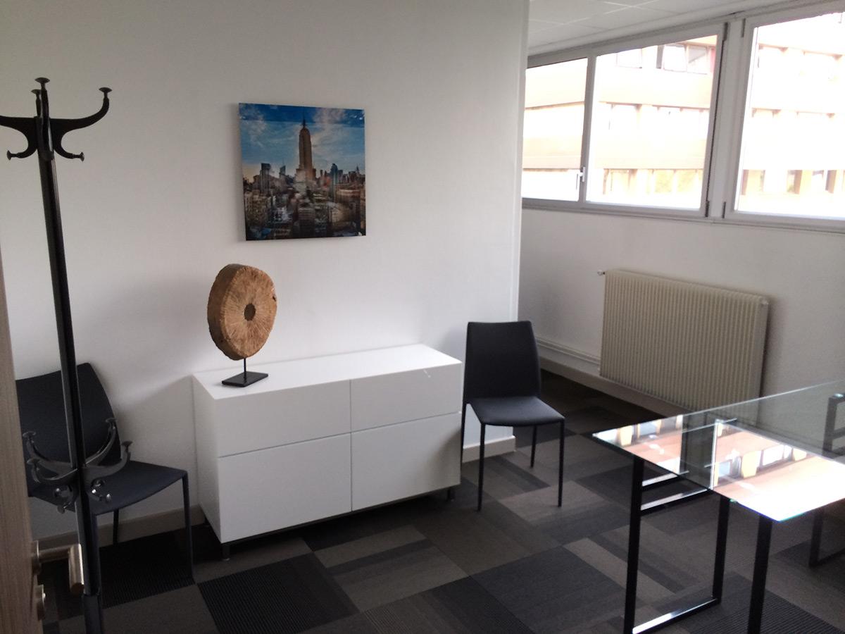 Aménagement et décoration de bureaux et espaces de travail lille