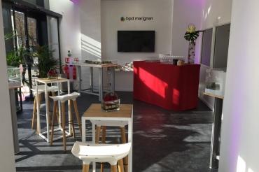 Inauguration bureaux Lille - BP Marignan