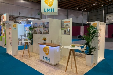 Stand LMH - Immotissimo 2019