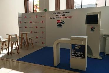 Corner La Banque Postale